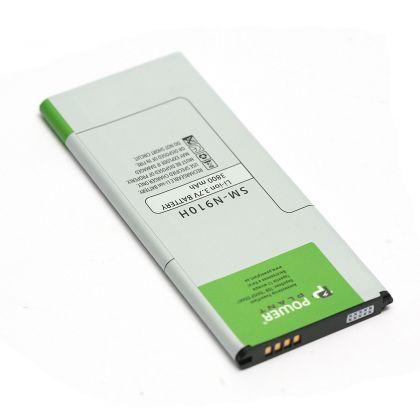 аккумулятор powerplant samsung n910, galaxy note 4 (eb-bn910bbe,eb-bn910bbk) 3800 mah  - купить  аккумуляторы для samsung  - mobenergy