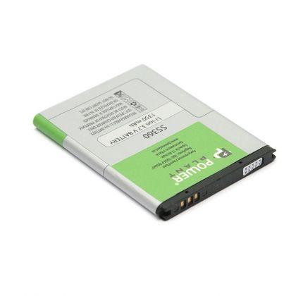 Аккумулятор PowerPlant Samsung S5360, S5380, S5300, G130H и др. (EB454357VU, EB-BG130ABE) 1350mAh