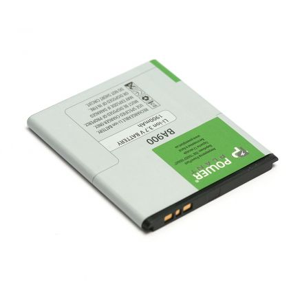 аккумулятор powerplant sony ericsson xperia j (ba900) 1900mah  - купить  аккумуляторы для sony (ericsson, xperia)  - mobenergy