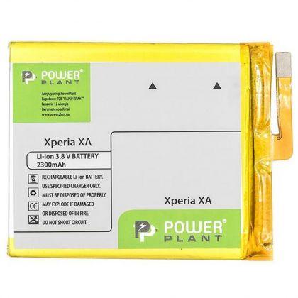 Аккумулятор PowerPlant Sony Xperia XA 2300mAh