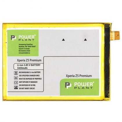 Аккумулятор PowerPlant Sony Xperia Z5 Premium 3430mAh