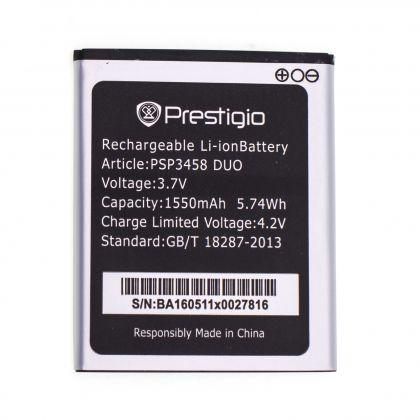 аккумулятор prestigio wize o3 / psp3458 [original]  - купить  аккумуляторы для prestigio  - mobenergy