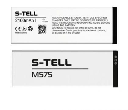 аккумулятор s-tell m575 [original]  - купить  аккумуляторы для остальных брендов  - mobenergy
