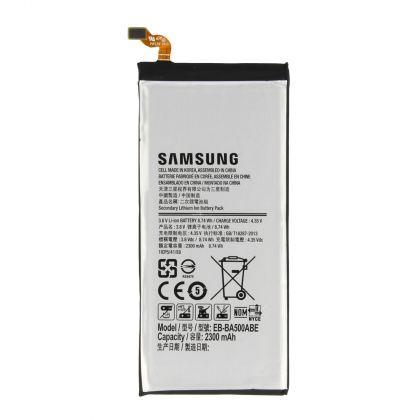 Аккумулятор Samsung A5-2015, A500 / EB-BA500ABE [S.Original] 12 мес. гарантии
