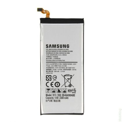 аккумулятор samsung a500, galaxy a5-2015 (eb-ba500abe) [original]  - купить  аккумуляторы для samsung  - mobenergy