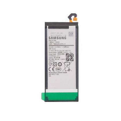 аккумулятор samsung a720, galaxy a7-2017 (eb-ba720abe) [original]  - купить  аккумуляторы для samsung  - mobenergy