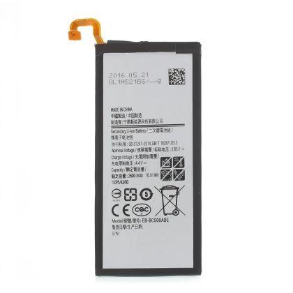 аккумулятор samsung c5000, galaxy c5 (eb-bc500abe) [service_original]  - купить  аккумуляторы для samsung  - mobenergy