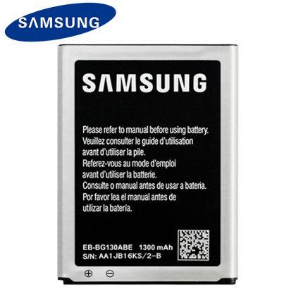 аккумулятор samsung g130e star2 / eb-bg130abe [service_original]  - купить  аккумуляторы для samsung  - mobenergy