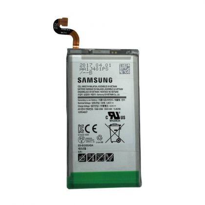 аккумулятор samsung g955a galaxy s8+ / eb-bg955abe [service_original]  - купить  аккумуляторы для samsung  - mobenergy