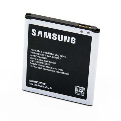 Аккумулятор Samsung J5, J3, J500h, J310h, J320h, G530, G531, G532, J5-2015, J3-2015-2016 (EB-BG530CBE, EB-BG531CBE) [Original] 12 мес. гарантии