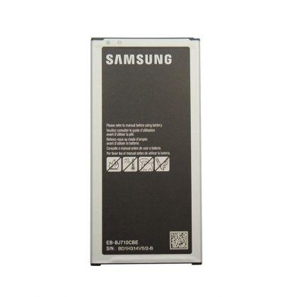 аккумулятор samsung j7-2016, j710 (eb-bj710cbc) [original]  - купить  аккумуляторы для samsung  - mobenergy