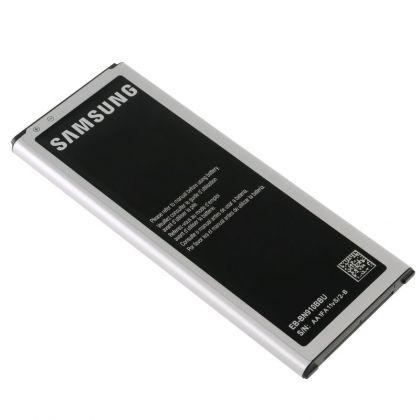 Аккумулятор Samsung N910, N910C, Galaxy Note 4 (EB-BN910BBE, EB-BN910BBK) 3220 mAh [Original] (Внимание: сверяйте маркировку АКБ)