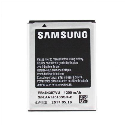 аккумулятор samsung s5360 galaxy young / eb454357vu [service_original]  - купить  аккумуляторы для samsung  - mobenergy