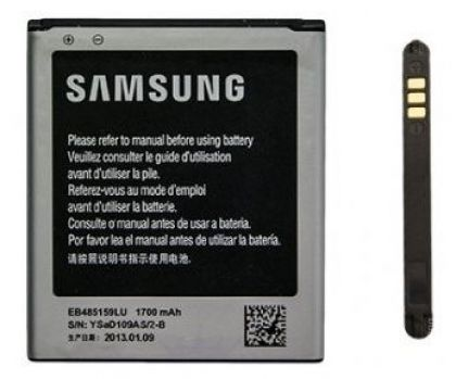аккумулятор samsung s7710, galaxy xcover 2 (eb485159lu) [original]  - купить  аккумуляторы для samsung  - mobenergy