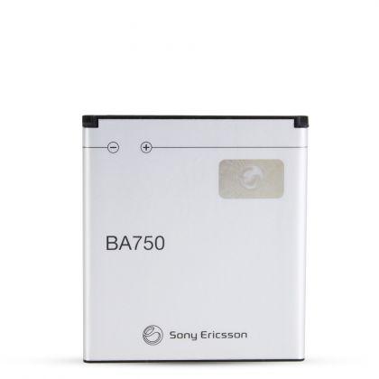 аккумулятор sony ericsson ba750 [service_original]  - купить  аккумуляторы для sony (ericsson, xperia)  - mobenergy