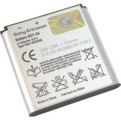 аккумулятор sony ericsson bst-38 [original]  - купить  аккумуляторы для sony (ericsson, xperia)  - mobenergy