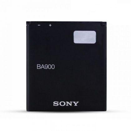 аккумулятор sony xperia e1, xperia j, xperia l, xperia m, xperia m2, xperia tx (ba-900,ba900) [original], 1900 mah  - купить  аккумуляторы для sony (ericsson, xperia)  - mobenergy