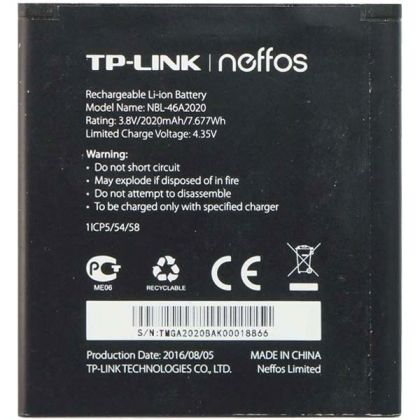 Аккумулятор Tp-Link Neffos Y5L / NBL-46A2020 [Service_Original]
