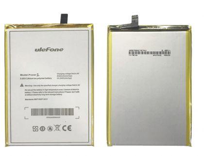 аккумулятор ulefone power 2 [original]  - купить  аккумуляторы для остальных брендов  - mobenergy