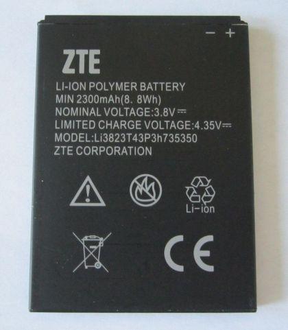 Аккумулятор ZTE Li3823T43P3H735350 (V975, v976, n976, N986, u988s) [Original] 12 мес. гарантии