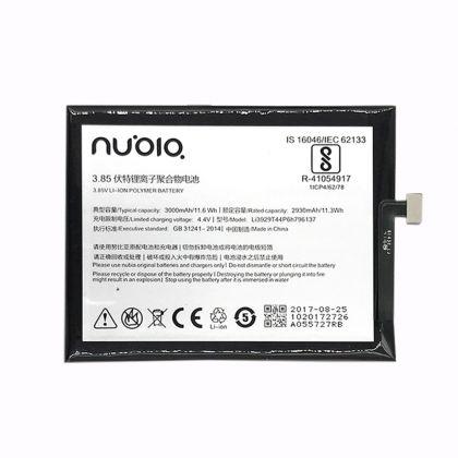 Аккумулятор ZTE Nubia Z11mini S / Li3929T44P6h796137 [Original]