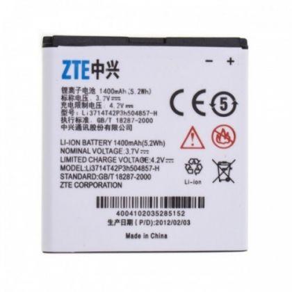Аккумулятор ZTE U830, U812, V768, V809, C2, N788, Li3817T42P3h735044 / Li3715t42p3h504857 1500mAh [Original]