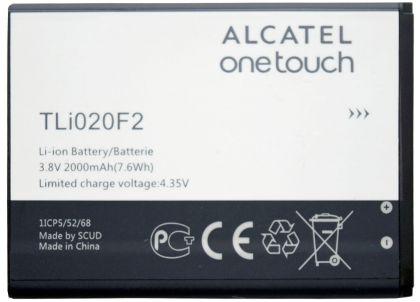 Аккумулятор Alcatel One Touch 7040N / TLi020F2 [S.Original]
