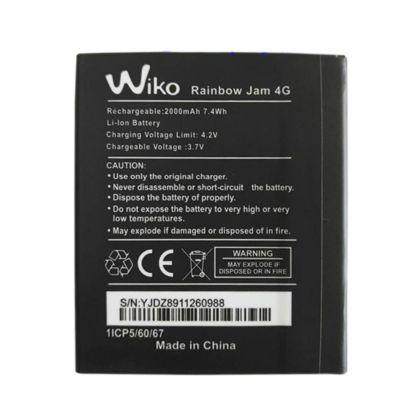 Аккумулятор Wiko Rainbow / Rainbow Lite/ Rainbow Jam 5222 (2000mAh) [Original]