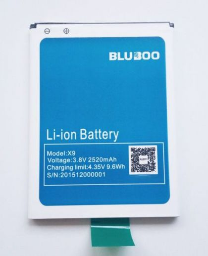 Аккумулятор Bluboo X9 (ECOO E05) [Original]