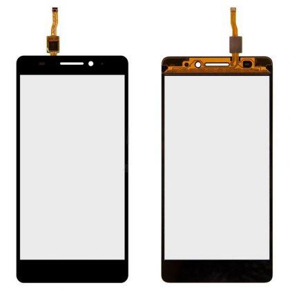 сенсор lenovo a7000, k3 note, k50a40, k50-t5 черный (тачскрин/touchscreen)  - купить  тачскрины, (сенсоры, сенсорные стекла)  - mobenergy