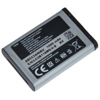 Аккумулятор для Samsung C5212, C3300, B100, B200, E1110, E1232, E2120, C3212, F310 и др. (AB553446BU) [КНР]