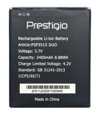 Аккумулятор Prestigio PSP3515 DUO - Muze U3 LTE 3515 - 2400 mAh 8.88Wh Li-Ion [Original]