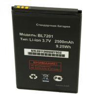 Аккумулятор Fly BL7201 IQ445 1600-1800 mAh [Original] 12 мес. гарантии