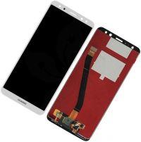 Дисплей (LCD) Huawei Mate 10 Lite (RNE-L01/ RNE-L21) с сенсором белый
