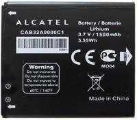 Аккумулятор Alcatel OT916 (CAB32A0000C1, CAB32A0000C2) [Original]