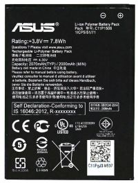 Аккумулятор Asus C11P1506 (ZenFone Go) [Service_Original]