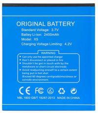 Аккумулятор Doogee X5 / X5 Pro, BQS 5006, BQS 6000 - 2400 mAh [Original]