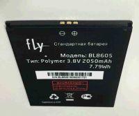 Аккумулятор Fly (BL8605) FS502 Cirrus 1 [Original] 12 мес. гарантии