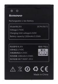 Аккумулятор Lenovo BL203 - A208, A369, A308, A238, A316 [Original] 12 мес. гарантии