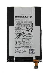 Аккумулятор Motorola FL40 XT1561/ XT1562/ XT1563 3425mAh [Original] 12 мес. гарантии