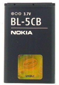 Аккумулятор Nokia BL-5CB [Original]