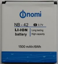 Аккумулятор Nomi NB-42, i401 Colt [Original]