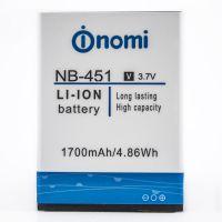 Аккумулятор Nomi NB-451 - i451 Twist [Original]