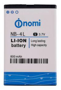 Аккумулятор Nomi NB-4L (i240) [Original]