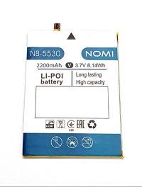 Аккумулятор Nomi NB-5530 i5530 Space X [Original]