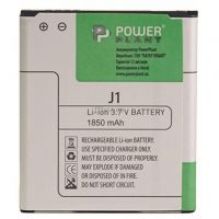 Аккумулятор PowerPlant Samsung Galaxy J1 (EB-BJ100CBE) 1850mAh