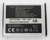 Аккумулятор Samsung D780 / AB474350BU [S.Original]