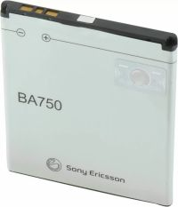 Аккумулятор Sony Ericsson BA750 [S.Original] 12 мес. гарантии