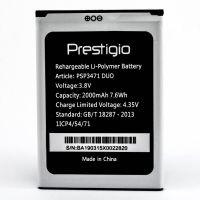 Аккумулятор Prestigio PSP3471 Wize Q3 / 3471 [Original] 12 мес. гарантии