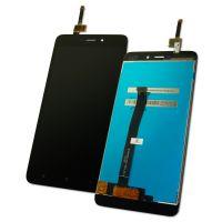 Дисплей (LCD) Xiaomi Redmi 4A с сенсором чёрный